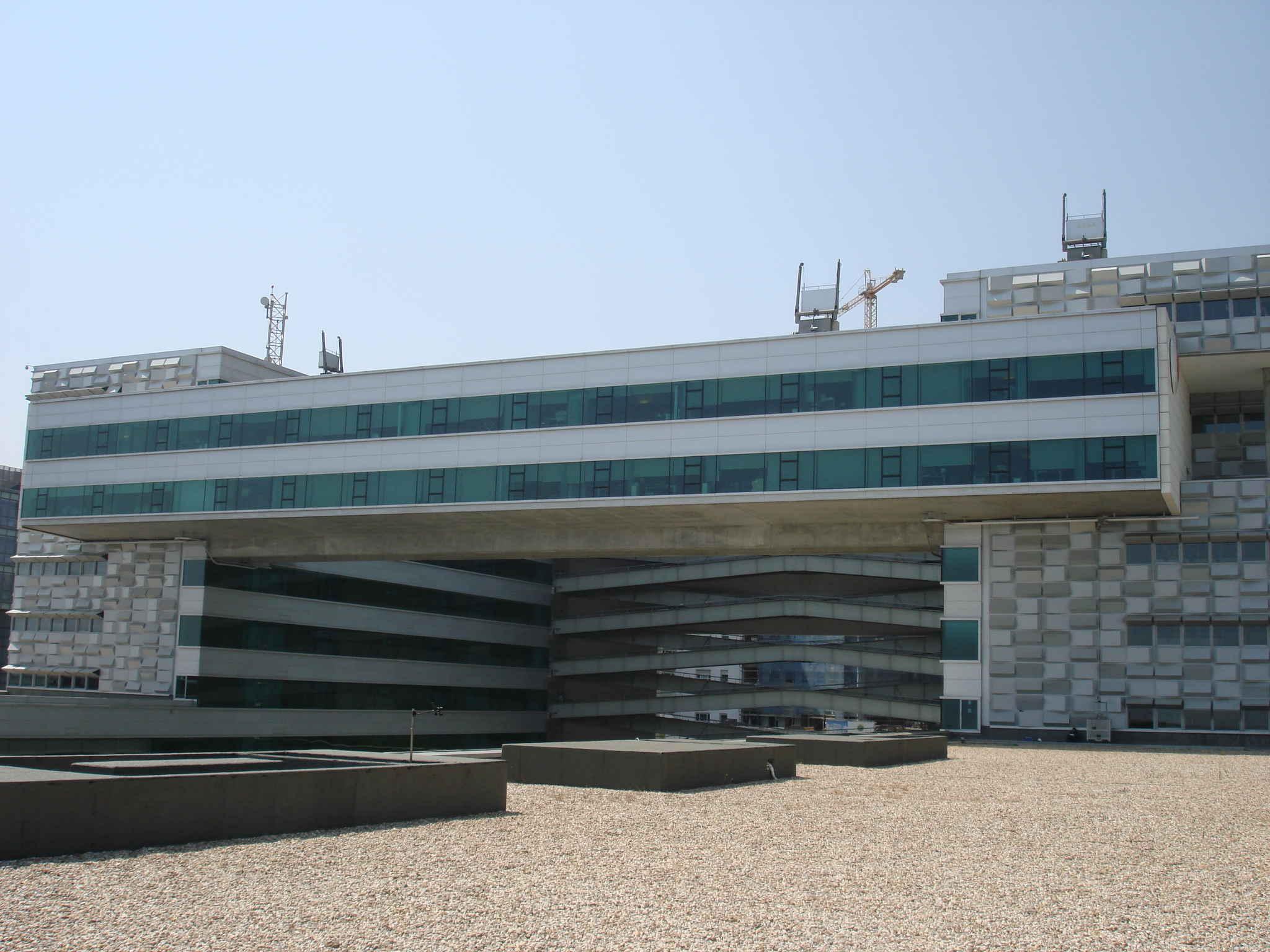 Bailéus Edificio Vodafone
