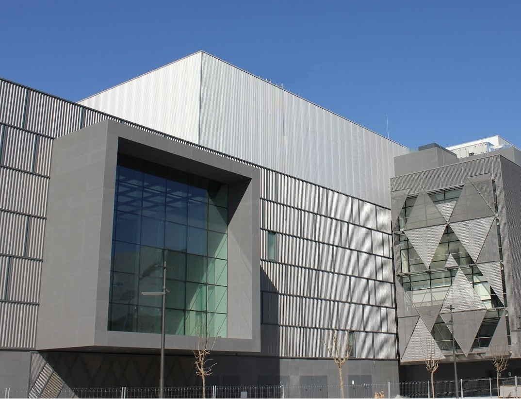 Fitechnic Hall Sevilla