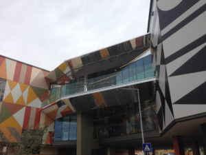 Q-Railing Alegro Shopping Center