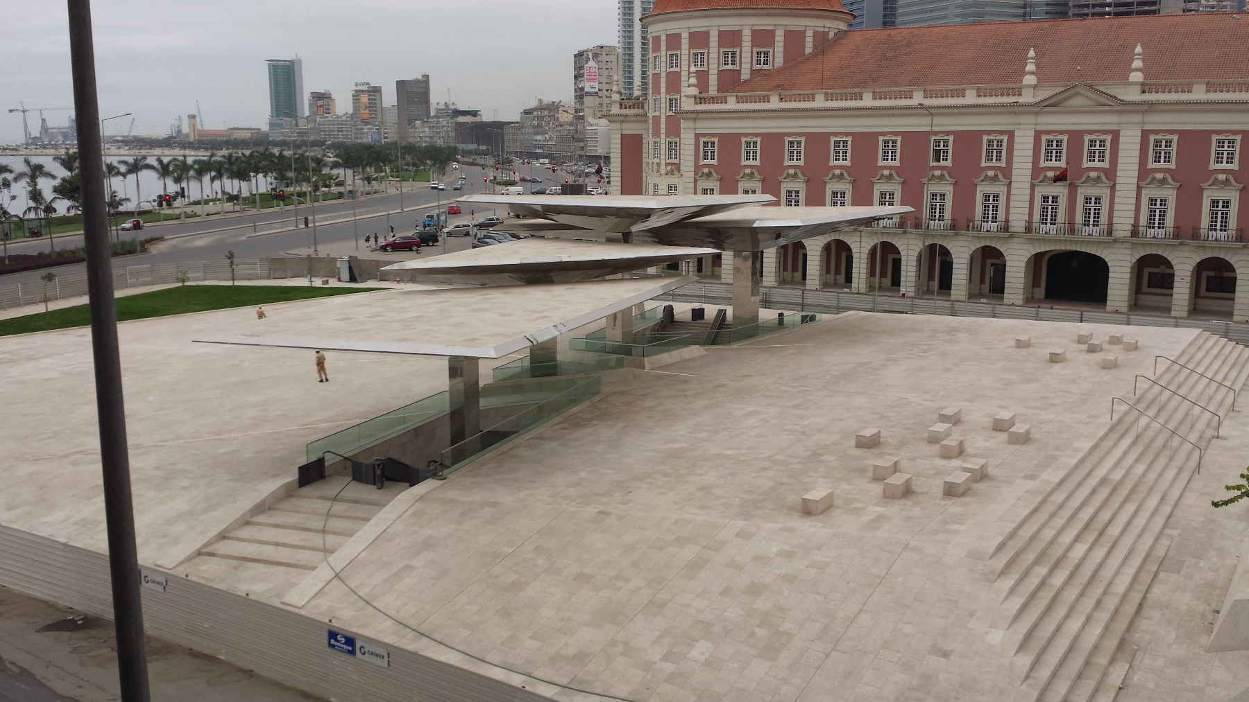 Q-Railing Museu da Moeda