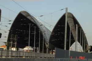Rostek Refer Station