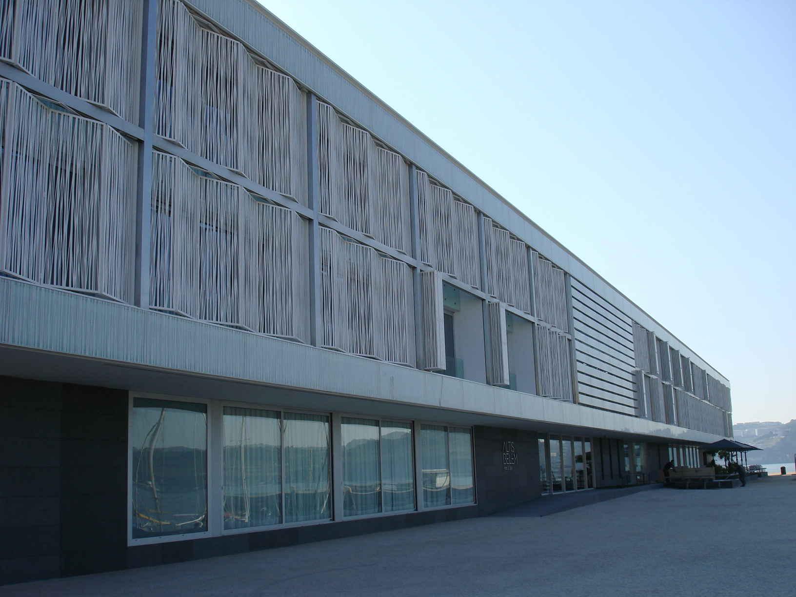 Fachadas e Vidro Especial Hotel Altis Belém