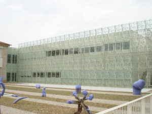 Fachadas SG e Vidro Especial Escola Alves Martins