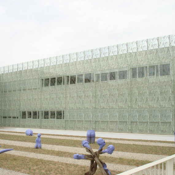Fachadas e Vidro Especial Escuela Alves Martins